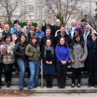 Master of Library and Information Science Graduating Class Fall 2011
