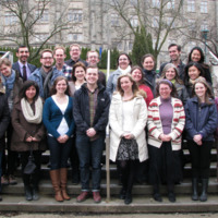 Master of Library and Information Science Graduating Class Spring 2013