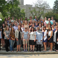 Master of Library and Information Science Graduating Class Summer 2014