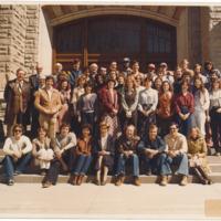 Master of Arts in Journalism Graduating Class 1979-1980