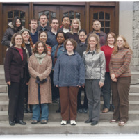 Master of Library and Information Science Graduating Class Fall 2004