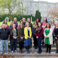 Master of Library and Information Science Graduating Class Fall 2016