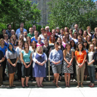 Master of Library and Information Science Graduating Class Summer 2013