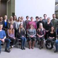 Master of Library and Information Science Graduating Class Spring 2018