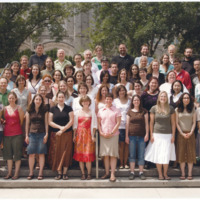 Master of Library and Information Science Graduating Class Summer 2007