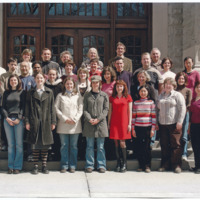 Master of Library and Information Science Graduating Class Spring 2005