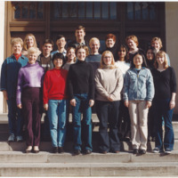 Master of Library and Information Science Graduating Class Fall 2001