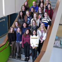 Master of Library and Information Science Graduating Class Fall 2018
