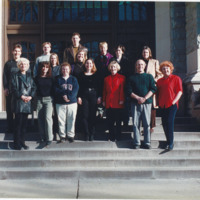 Master of Library and Information Science Graduating Class Fall 1999