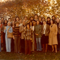 Master of Library and Information Science Graduating Class Fall 1979