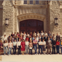 Master of Arts in Journalism Graduating Class 1981-1982