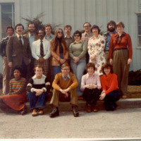 Master of Library and Information Science Graduating Class 1978