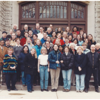 Master of Arts in Journalism Graduating Class 1999-2000