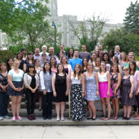 Master of Library and Information Science Graduating Class Summer 2015