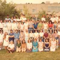 Master of Library and Information Science Graduating Class Summer 1982