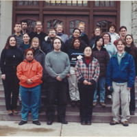 Master of Library and Information Science Graduating Class Fall 2000