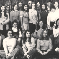 Master of Library and Information Science Graduating Class 1974