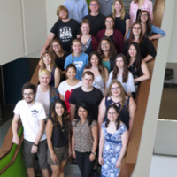 Master of Library and Information Science Graduating Class Summer 2017