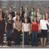 Master of Library and Information Science Graduating Class Spring 2007