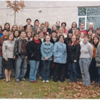 Master of Library and Information Science Graduating Class Fall 2005