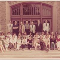 Master of Arts in Journalism Graduating Class 1975-1976