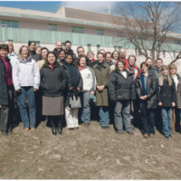 Master of Library and Information Science Graduating Class Spring 2006