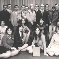 Master of Library and Information Science Graduating Class 1971
