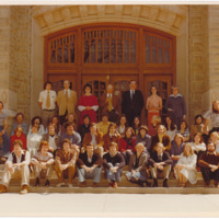 Master of Arts in Journalism Graduating Class 1976-1977