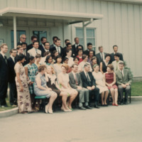 Master of Library and Information Science Graduating Class 1968