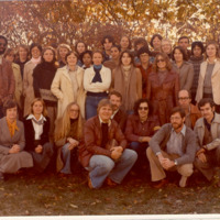 Master of Library and Information Science Graduating Class Spring 1979-1980