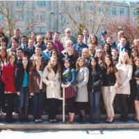 Master of Arts in Journalism Graduating Class 2011-2012