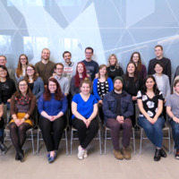 Master of Library and Information Science Graduating Class Spring 2017
