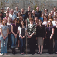 Master of Library and Information Science Graduating Class Spring 2010