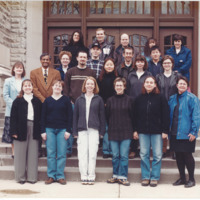 Master of Library and Information Science Graduating Class Spring 2000