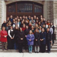 Master of Arts in Journalism Graduating Class 2000-2001