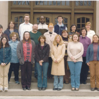 Master of Library and Information Science Graduating Class Spring 2003