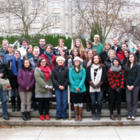 Master of Library and Information Science Graduating Class Fall 2013
