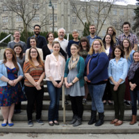 Master of Library and Information Science Graduating Class Spring 2015