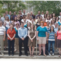 Master of Library and Information Science Graduating Class Summer 2008