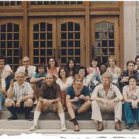 Master of Arts in Journalism Graduating Class 1974-1975