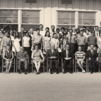 Master of Library and Information Science Graduating Class Summer 1970