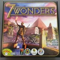 7 Wonders Cover