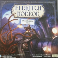 Eldritch Cover of the box