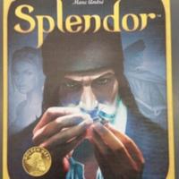 Splendor Cover