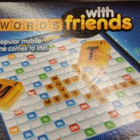Words with friends cover